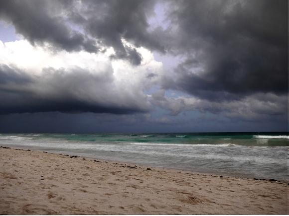 tulum storm